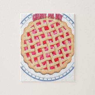 Cherry Pie Day - Appreciation Day Puzzle