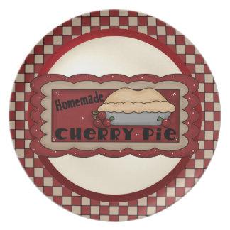 Cherry Pie Plate
