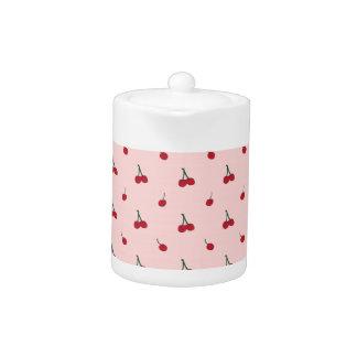 Cherry Pink Pattern
