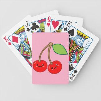 Cherry Poker Deck
