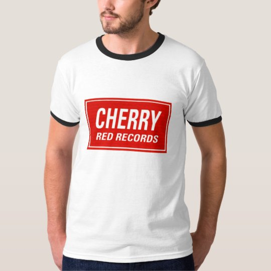 Cherry Red Logo (mens) T-Shirt