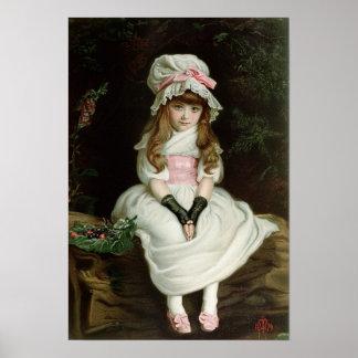Cherry Ripe, 1879 d Poster