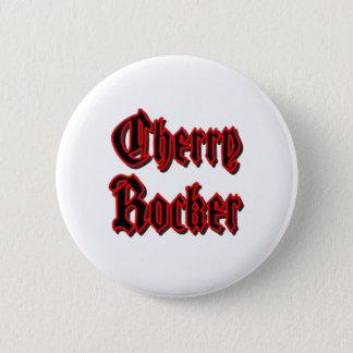 Cherry Rocker - White Button #2