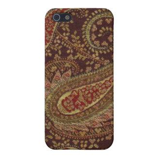 Cherry Sage Paisley Speck Case iPhone 4 iPhone 5 Case
