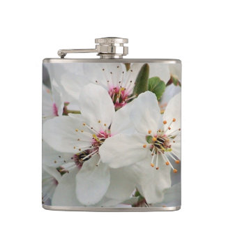 Cherry Sakura Blossom Hip Flask