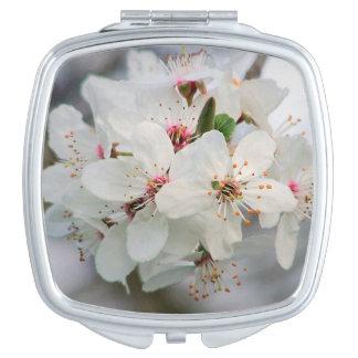 Cherry Sakura Blossom Mirrors For Makeup