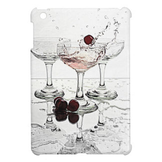 Cherry Splash iPad Mini Covers