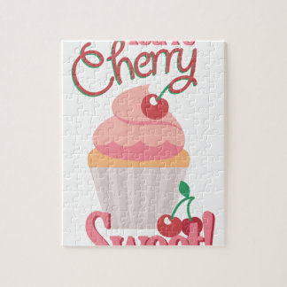 Cherry Sweet Jigsaw Puzzle