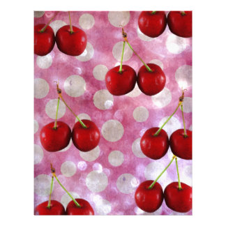 CHERRY TIME LETTERHEAD