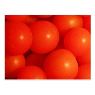 Cherry Tomatoe - postcard