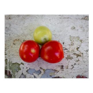 Cherry Tomatoes Postcard