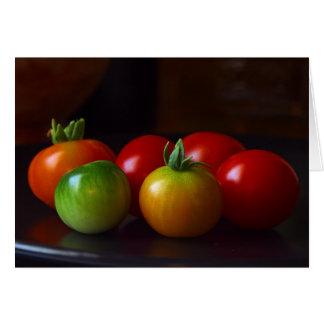 cherry-tomatos card