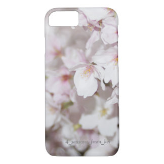 Cherry tree full bloom* iPhone 8/7 case