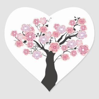 Cherry tree Sticker