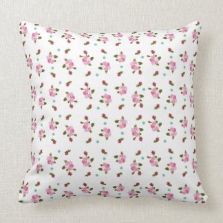 Cherry Tree Throw Pillow