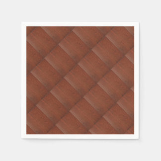 CHERRY WOOD CHERRYWOOD LOOK COLLECTION PAPER NAPKINS
