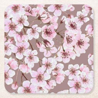 cherryblpa1b square paper coaster