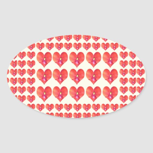 CherryHILL fun HEARTS Show LOVE NVN221 NavinJOSHI Stickers