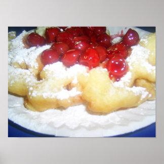 Cherryl Funnel Cake poster