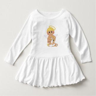 Cherub and Halo Baby Angel Babies Dress