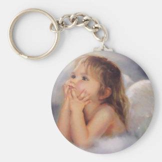 Cherub Angel Key Chains
