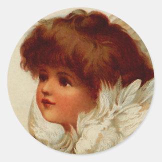 Cherub Angel Stickers