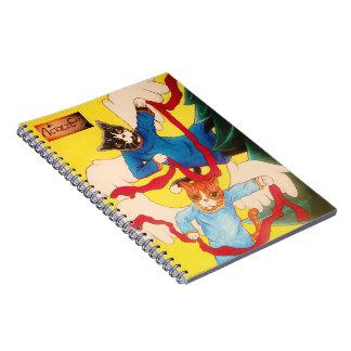 Cherub Cats Notebooks
