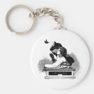 cherub-clip-art-10 key chains
