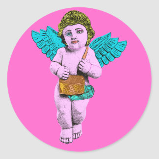 Cherub Stickers