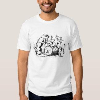 Cherub vs Goat T-shirts