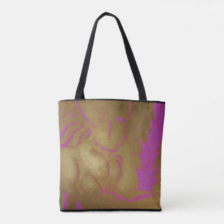 """Cherubim"" All-Over-Print Tote Bag"
