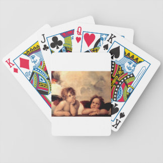 Cherubim - Raphael Bicycle Playing Cards