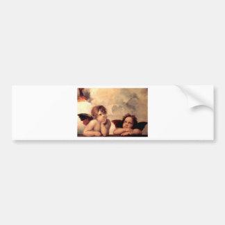 Cherubim - Raphael Bumper Sticker