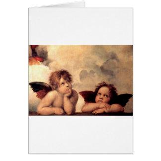 Cherubim - Raphael Card