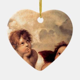 Cherubim - Raphael Ceramic Ornament