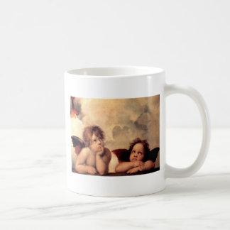 Cherubim - Raphael Coffee Mug