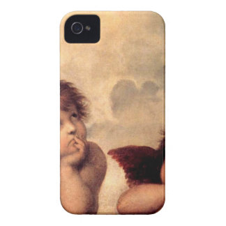Cherubim - Raphael iPhone 4 Case