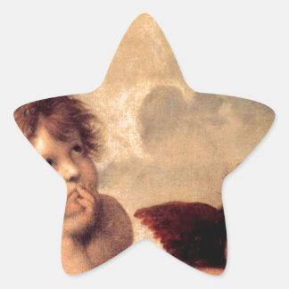 Cherubim - Raphael Star Sticker