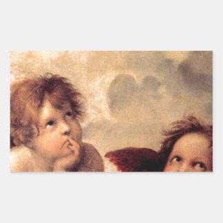 Cherubim - Raphael Sticker