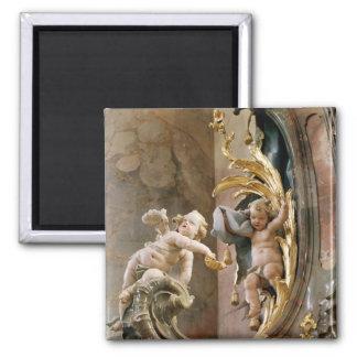 Cherubs, 1737-66 magnet