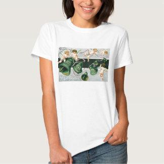Cherubs and bells t-shirt