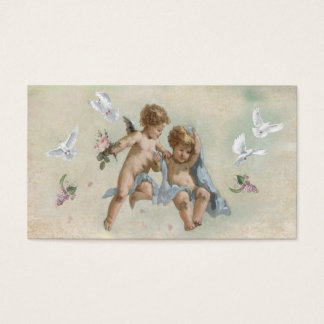Cherubs and Doves, Calling Card