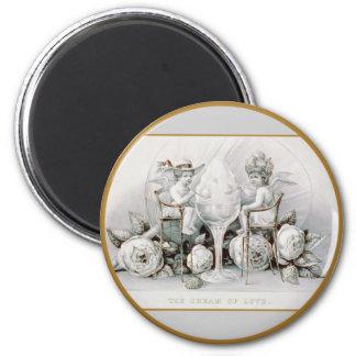 Cherubs & Ice Cream - Magnet #2