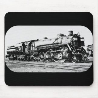 Chesapeake And Ohio Engine 464 Columbus Ohio Mouse Pad