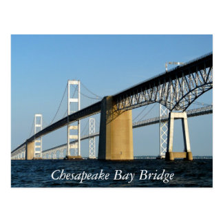 Chesapeake Bay Bridge Postcard