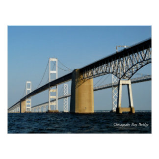 Chesapeake Bay Bridge - PRINT