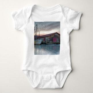 Chesapeake Bay Maritime Museum Baby Bodysuit
