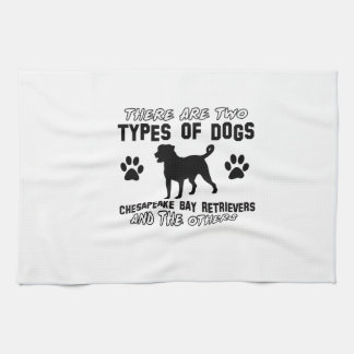 Chesapeake bay retriever animal  DESIGNS Kitchen Towel
