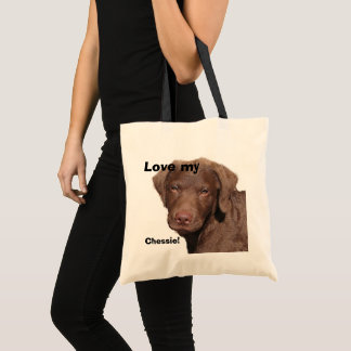 Chesapeake Bay Retriever Bag - Customized