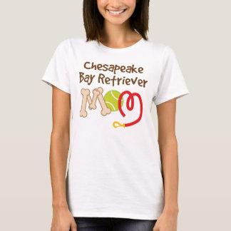 Chesapeake Bay Retriever Dog Breed Mom Gift T-Shirt